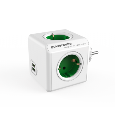 PowerCube Original USB DE - GREEN