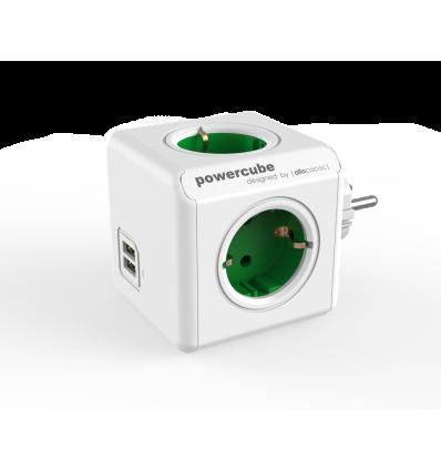 PowerCube Original USB DE - GREEN