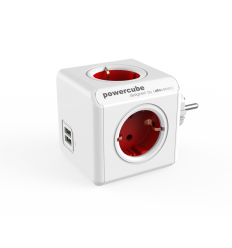 PowerCube Original USB DE - RED
