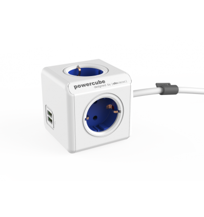 PowerCube Extended USB DE - BLUE