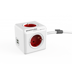 PowerCube Extended USB DE - RED