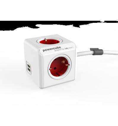 PowerCube Extended USB DE - RED