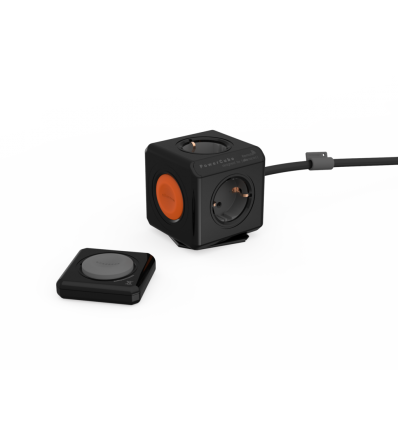 PowerCube Extended Remote SET 1.5mm2 DE - BLACK