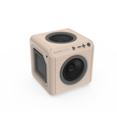 audioCube Portable WOOD edition EU