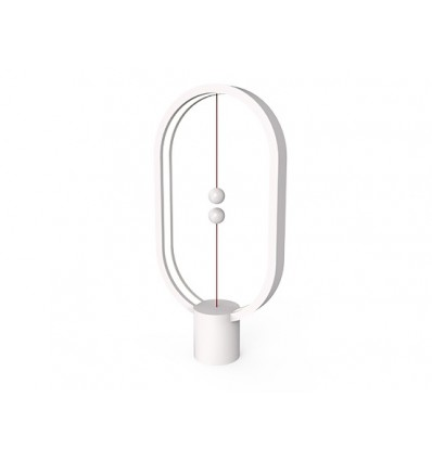 Heng Balance Lamp Ellipse Plastic USB Must
