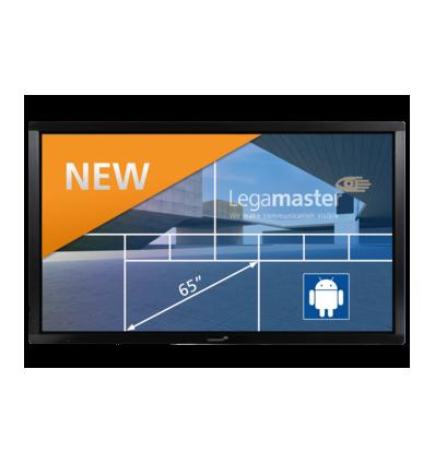 e-Screen PTX-8500UHD black (Ultra HD)